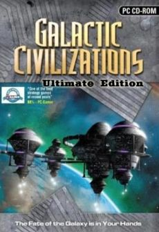 Get Free Galactic Civilizations I: Ultimate Edition