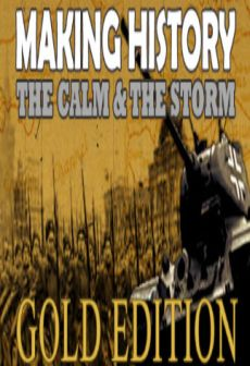 Get Free Making History The Calm and the Storm Gold Edition