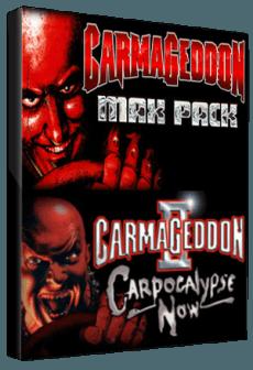 Get Free Carmageddon 2: Carpocalypse Now + Carmageddon Max Pack