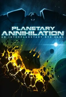 Get Free Planetary Annihilation