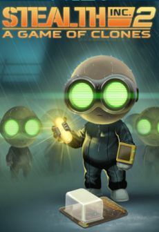 Get Free Stealth Inc 2: A Game of Clones