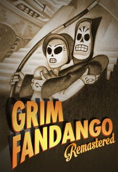 Get Free Grim Fandango Remastered