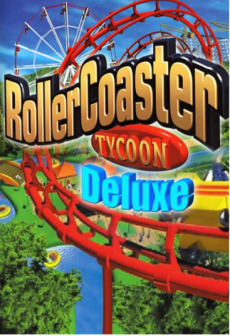 Get Free RollerCoaster Tycoon: Deluxe