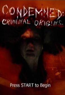 Get Free Condemned: Criminal Origins