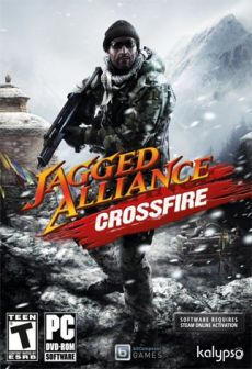 Get Free Jagged Alliance: Crossfire