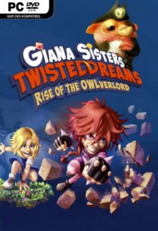 Get Free Giana Sisters: Twisted Dreams - Rise of the Owlverlord