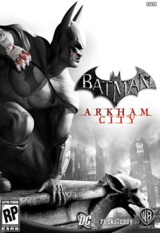 Get Free Batman: Arkham City GOTY Edition