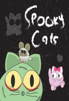 Get Free Spooky Cats