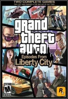 Get Free Grand Theft Auto: Episodes from Liberty City