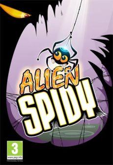 Get Free Alien Spidy