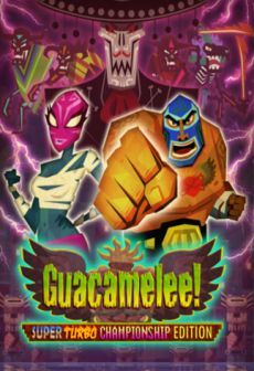 Get Free Guacamelee! Super Turbo Championship Edition
