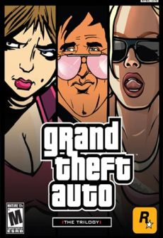 Get Free Grand Theft Auto The Trilogy