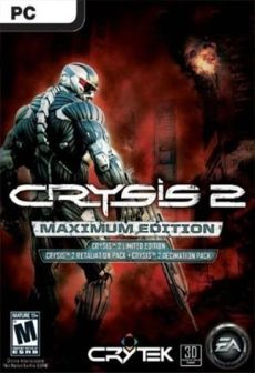 Get Free Crysis 2 Maximum Edition