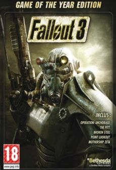 Get Free Fallout 3 - Game of the Year Edition