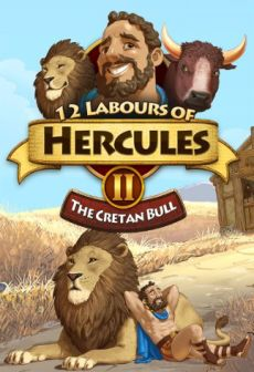 Get Free 12 Labours of Hercules II: The Cretan Bull