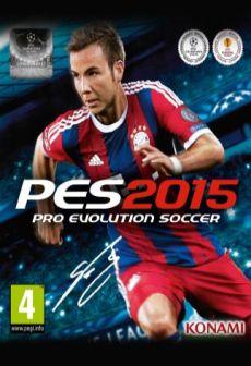 Get Free Pro Evolution Soccer 2015