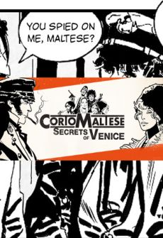 Get Free Corto Maltese and The Secrets Of Venice