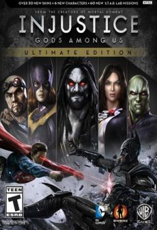 Get Free Injustice: Gods Among Us - Ultimate Edition