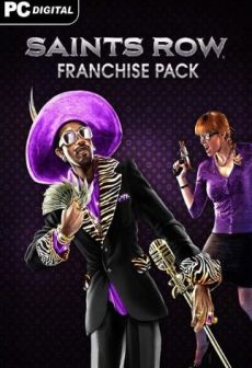 Get Free Saints Row Ultimate Franchise Pack