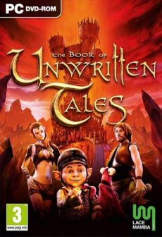 Get Free The Book of Unwritten Tales