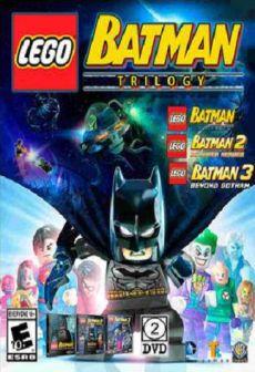 Get Free LEGO Batman Trilogy