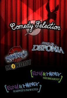 Get Free The Daedalic Comedy Selection