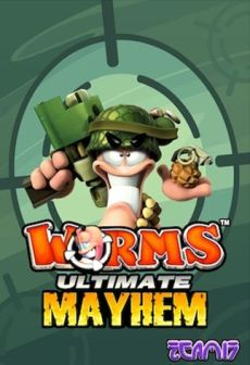 Get Free Worms: Ultimate Mayhem - Deluxe Edition