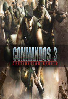 Get Free Commandos 3: Destination Berlin