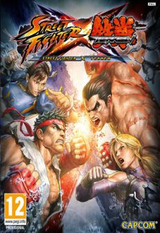 Get Free Street Fighter X Tekken