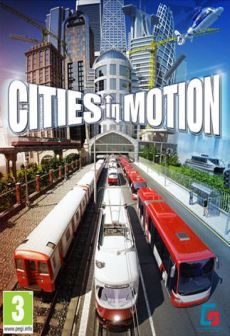 Get Free Cities in Motion Collection