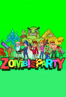 Get Free Zombie Party