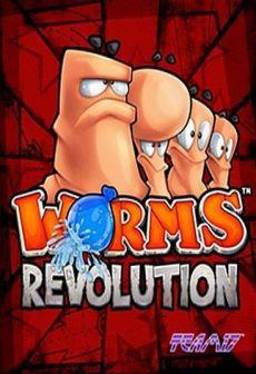 Get Free Worms Revolution