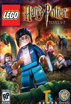 Get Free LEGO Harry Potter: Years 5-7
