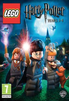 Get Free LEGO Harry Potter: Years 1-4
