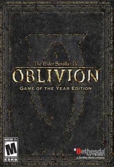 Get Free The Elder Scrolls IV: Oblivion GOTY