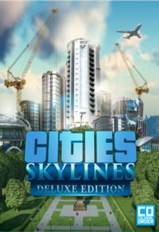 Get Free Cities: Skylines Deluxe Edition