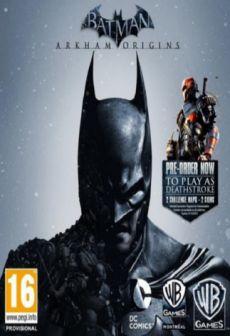 Get Free Batman: Arkham Origins + Deathstroke