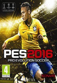 Get Free Pro Evolution Soccer 2016