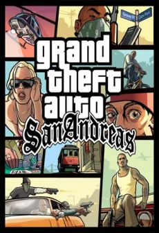 Get Free Grand Theft Auto San Andreas