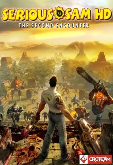 Get Free Serious Sam HD: The Second Encounter