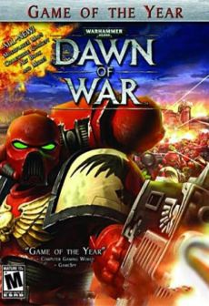Get Free Warhammer 40,000: Dawn of War - Game of the Year Edition