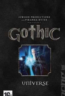 Get Free Gothic Universe Edition