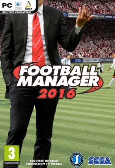 Get Free Football Manager 2016