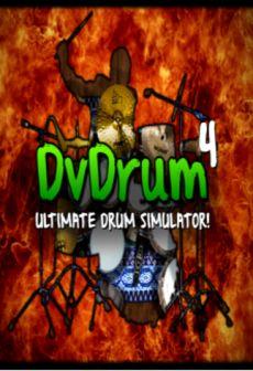 Get Free DvDrum, Ultimate Drum Simulator!