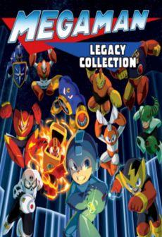 Get Free Mega Man Legacy Collection