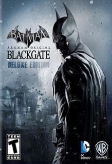 Get Free Batman: Arkham Origins Blackgate - Deluxe Edition