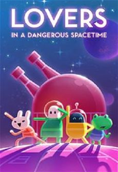 Get Free Lovers in a Dangerous Spacetime