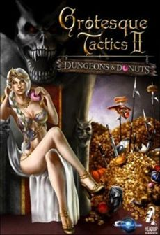 Get Free Grotesque Tactics 2 - Dungeons and Donuts