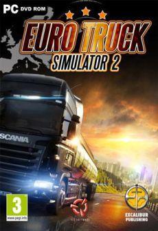 Get Free Euro Truck Simulator 2 - Deluxe Bundle