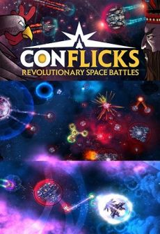 Get Free Conflicks - Revolutionary Space Battles